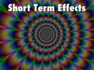 Image of short term effects